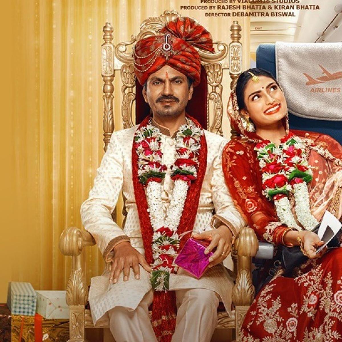 Motichoor Chaknachoor Movie Review: Humour caught in a time warp
