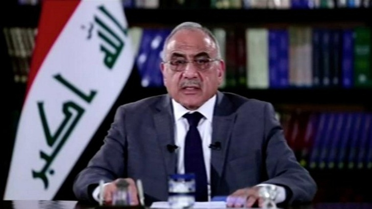 Iraq PM to now step down over protests