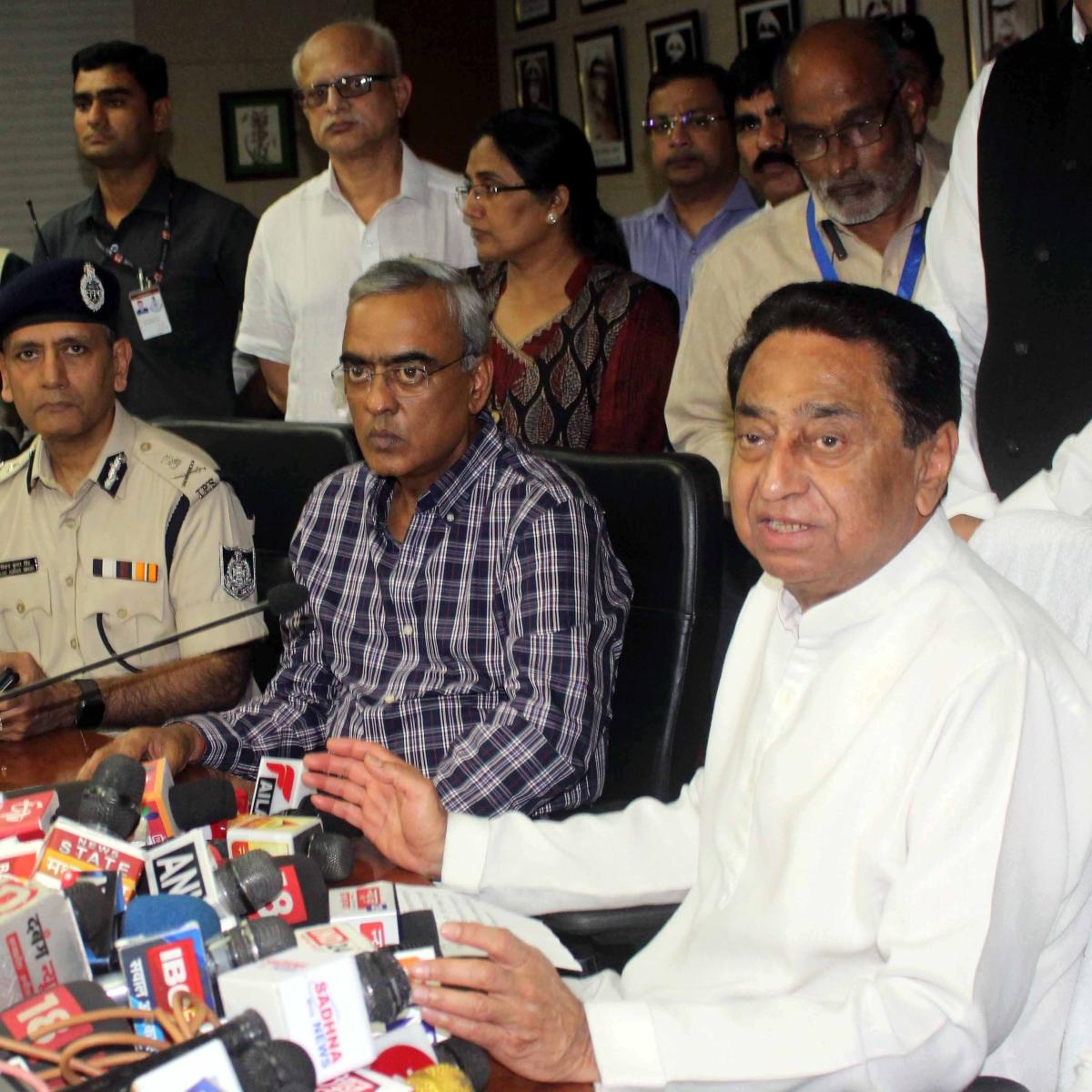 Bhopal: Don't be part of celebration, agitation: Kamal Nath