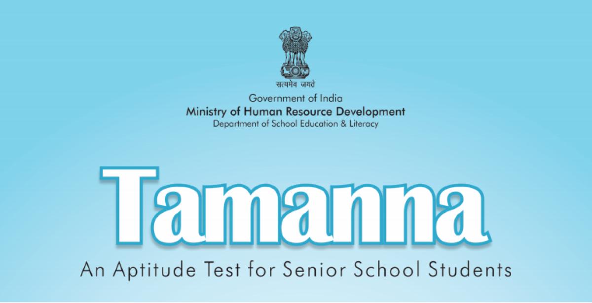 Indore: TAMANNA; Aptitude test developed by CBSE&NCERT
