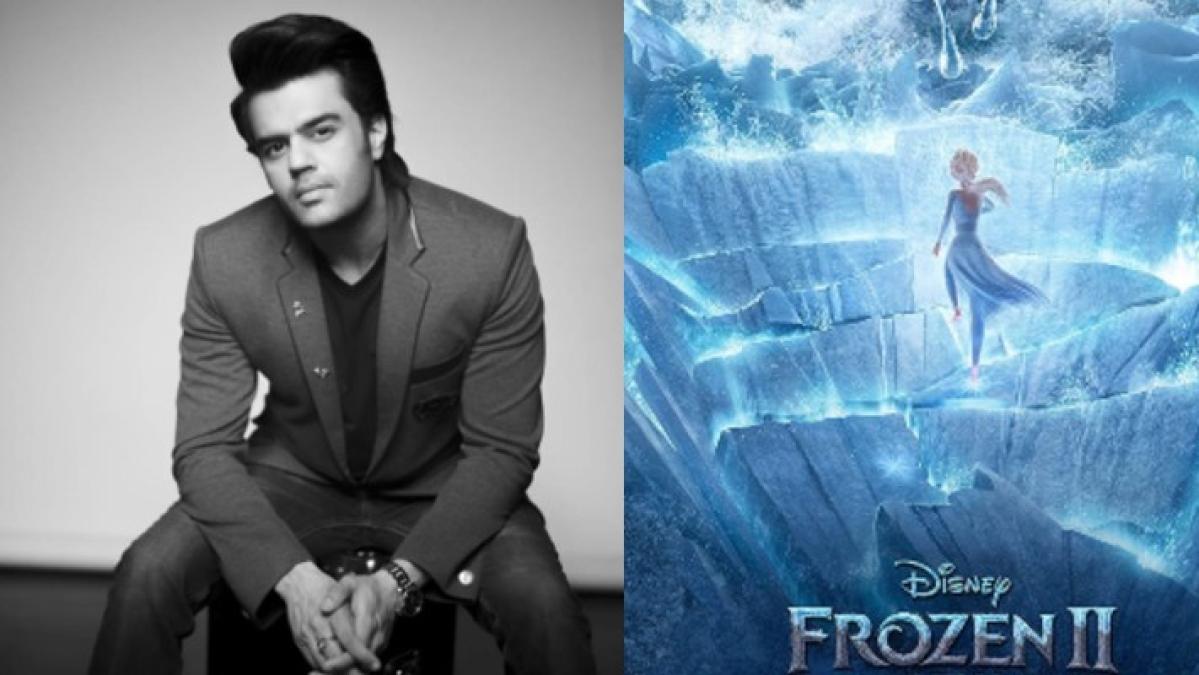 Maniesh Paul joins 'Frozen 2' as Kristoff