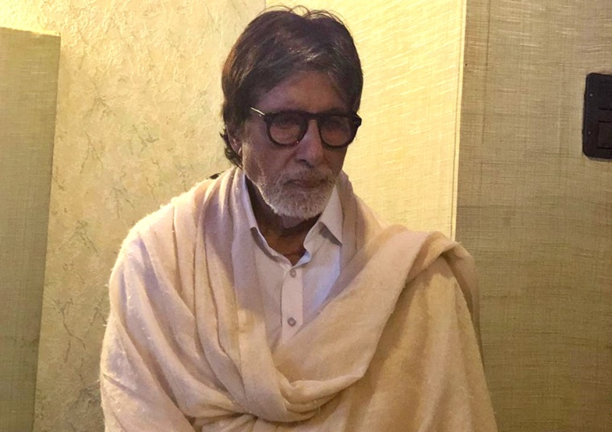 Fans get emotional after seeing Amitabh Bachchan in hospital, pray for a speedy recovery