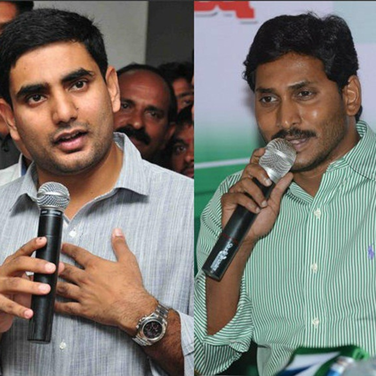 Andhra Pradesh CM was caught in paper leak in class 10: TDP leader Nara Lokesh