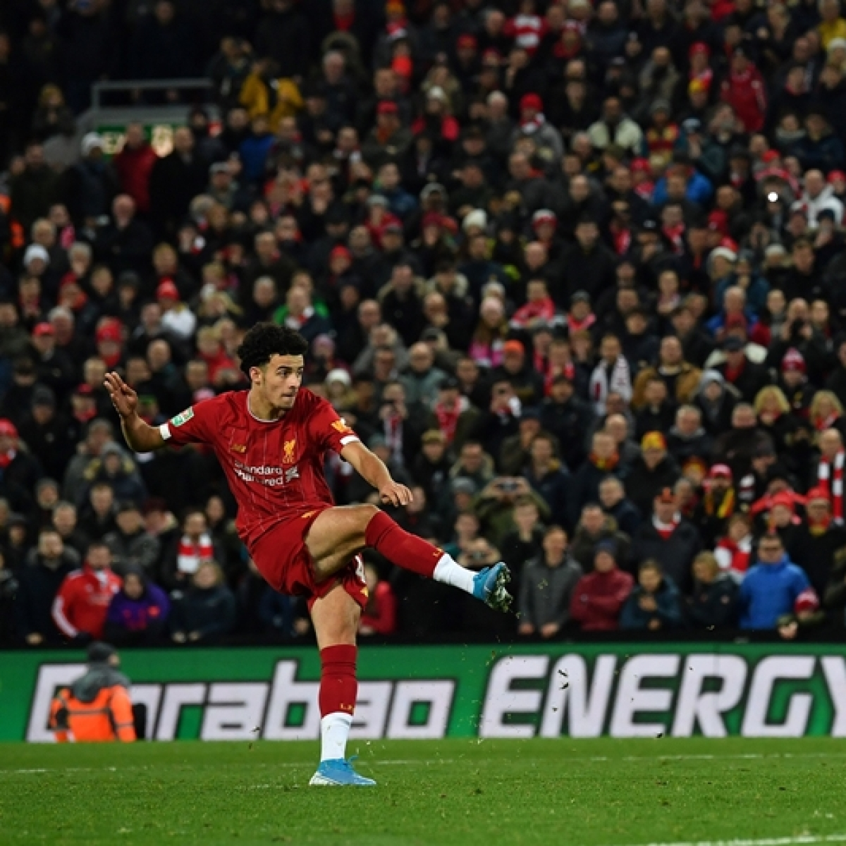 Liverpool beat Arsenal in an Anfield thriller that witnessed 19 goals