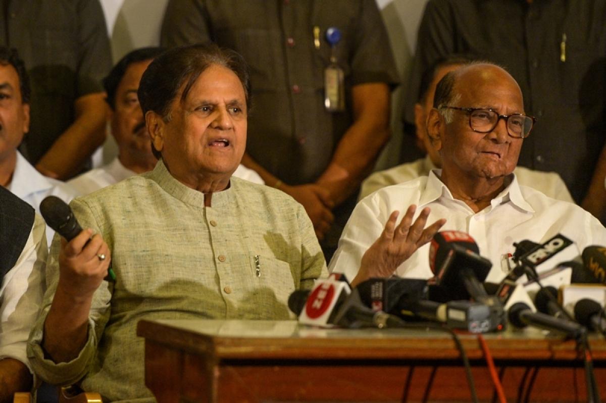 Congress on board, 3-way power sharing