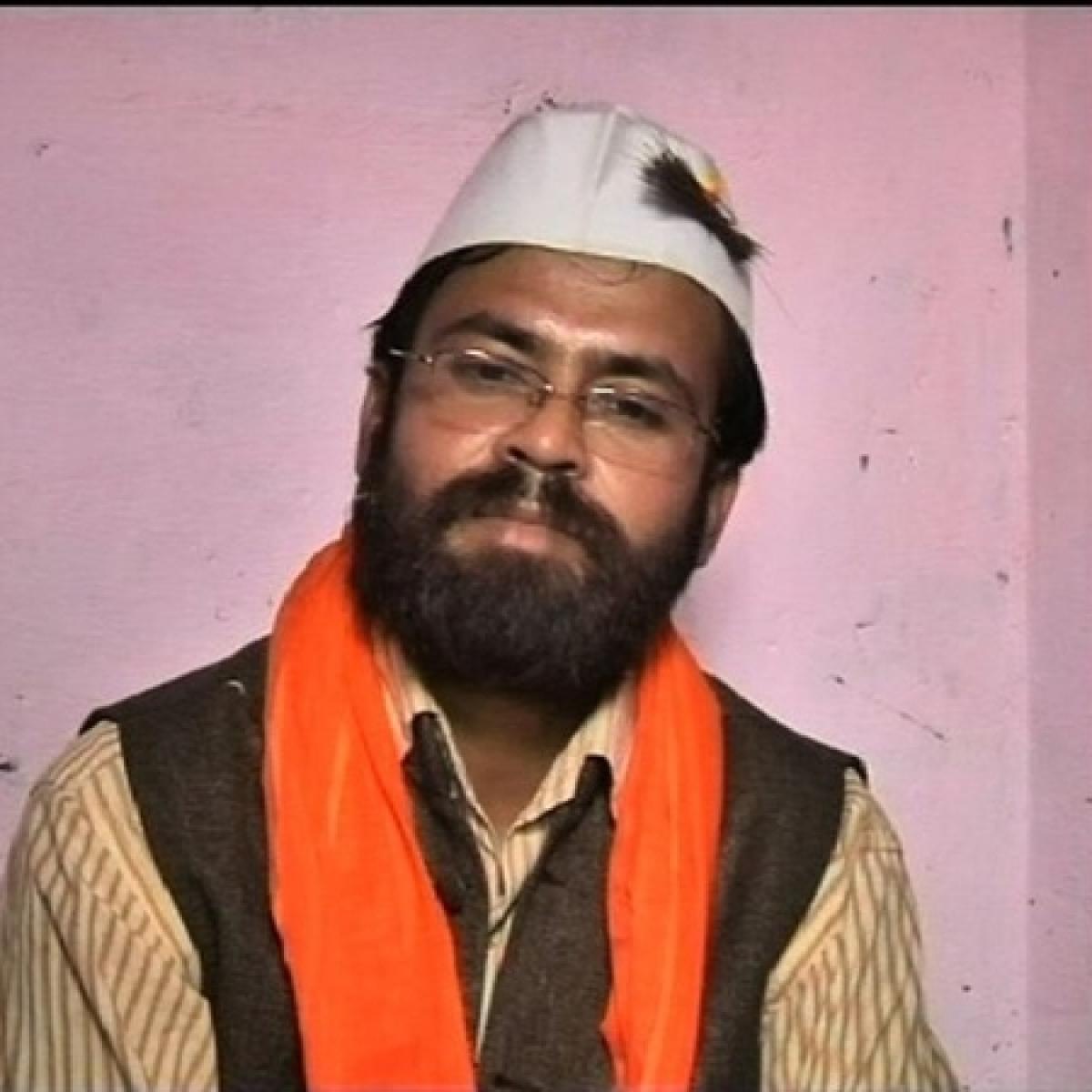 AAP MLA Akhilesh Tripathi taken into custody