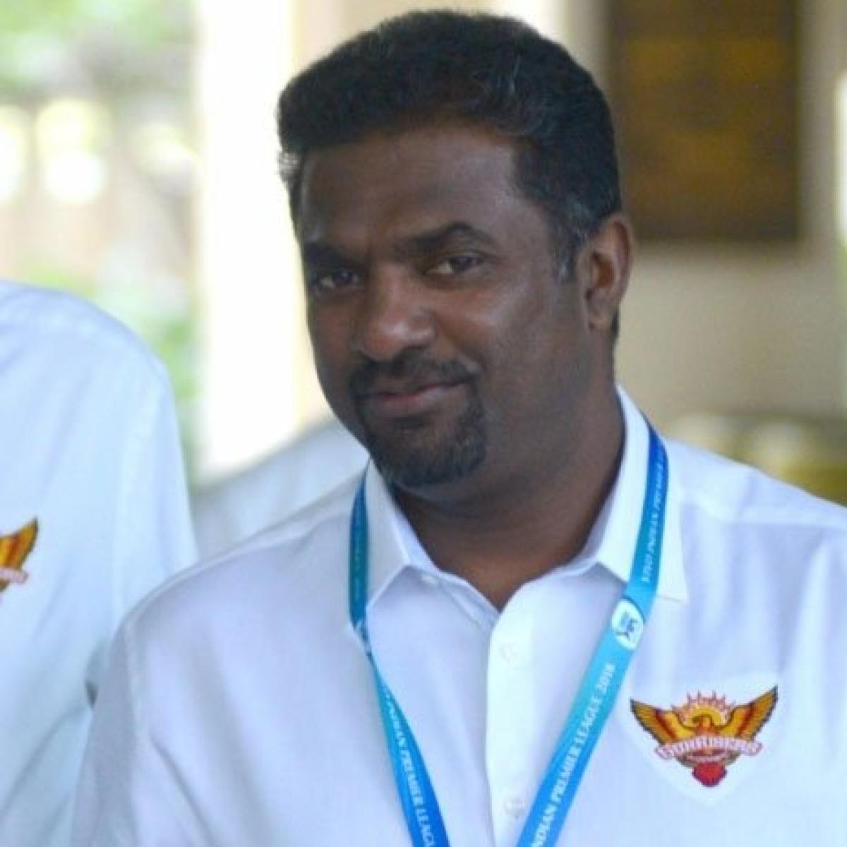 Muralitharan spins his way into politics