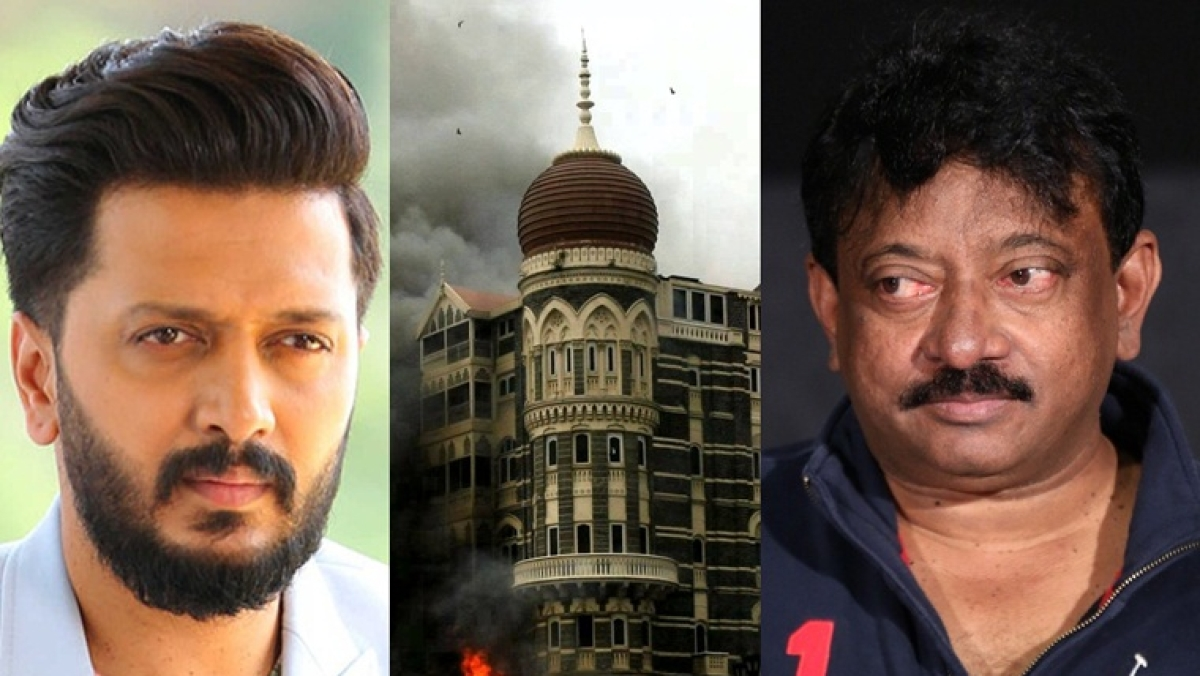When Ram Gopal Varma and Riteish Deshmukh got panned for 'terror tour' after 26/11 attack