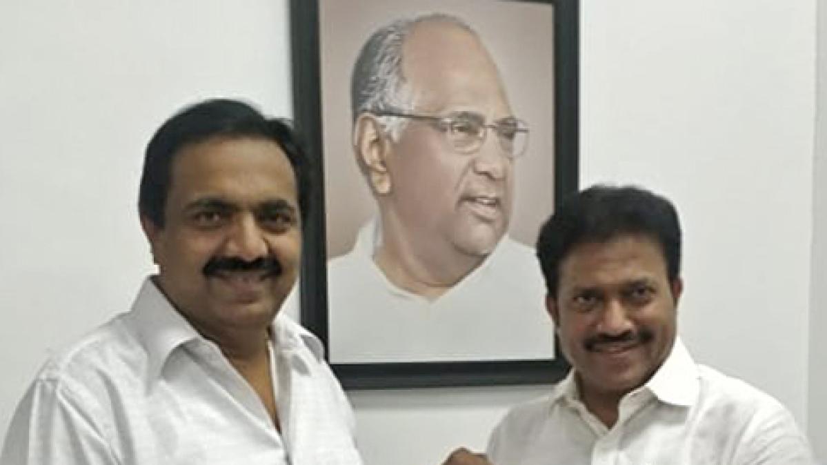 NCP appoints Shashikant Shinde as Maharashtra unit vice president