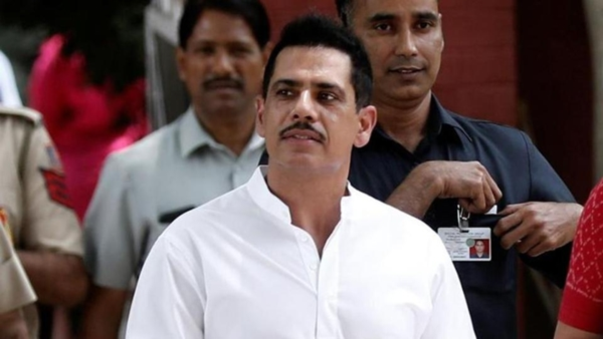 Delhi court reserves order on Robert Vadra's plea to travel abroad