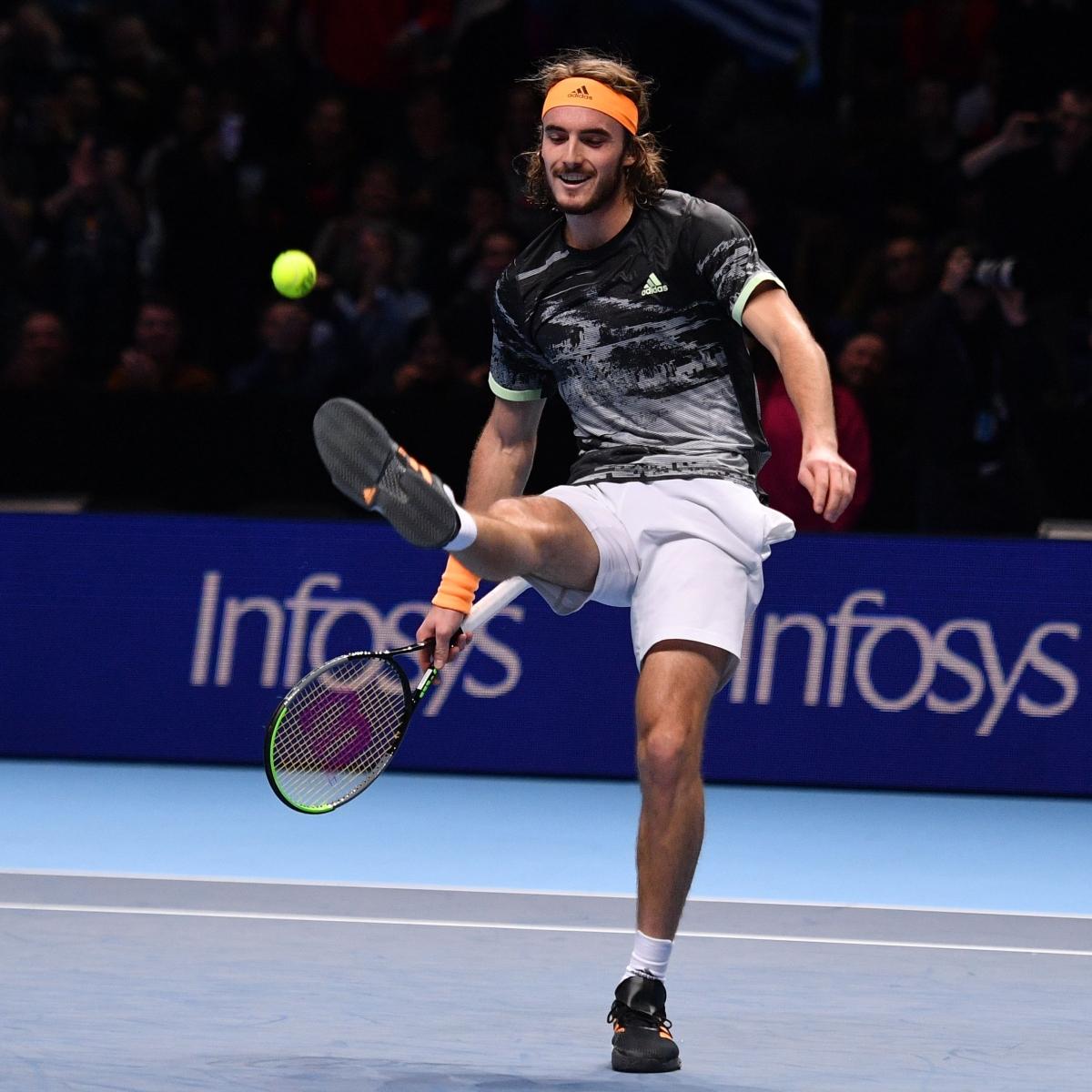 ATPFinals: Roger Federer stunned, loses Stefanos Tsitsipas