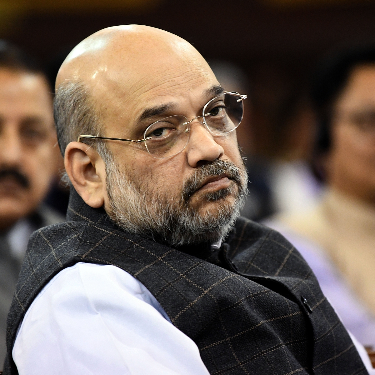 'Mooh se supari nikal ke baat kar': Cong handle mocks Amit Shah for failing to pronounce Aatma Nirbhar