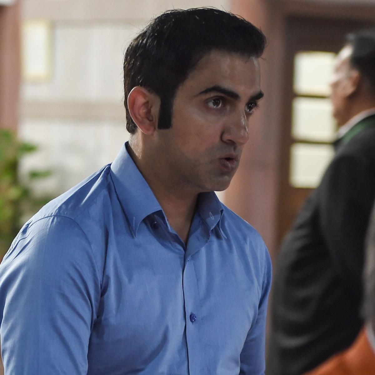'Is it even legal?': Twitter reacts after Gautam Gambhir offers free 'Fabiflu' at his East Delhi office