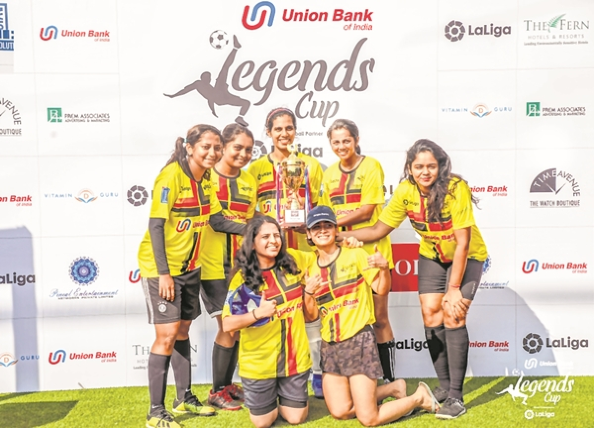 Legends Cup: Morgan Stanley champs
