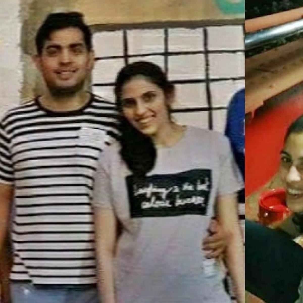 Unseen pictures of Shloka Mehta painting Mumbai's Sandhurst Road railway station go viral
