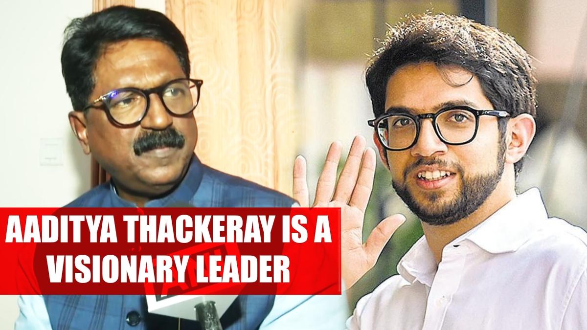 Aaditya Thackeray is a visionary leader: Shiv Sena's Arvind Sawant