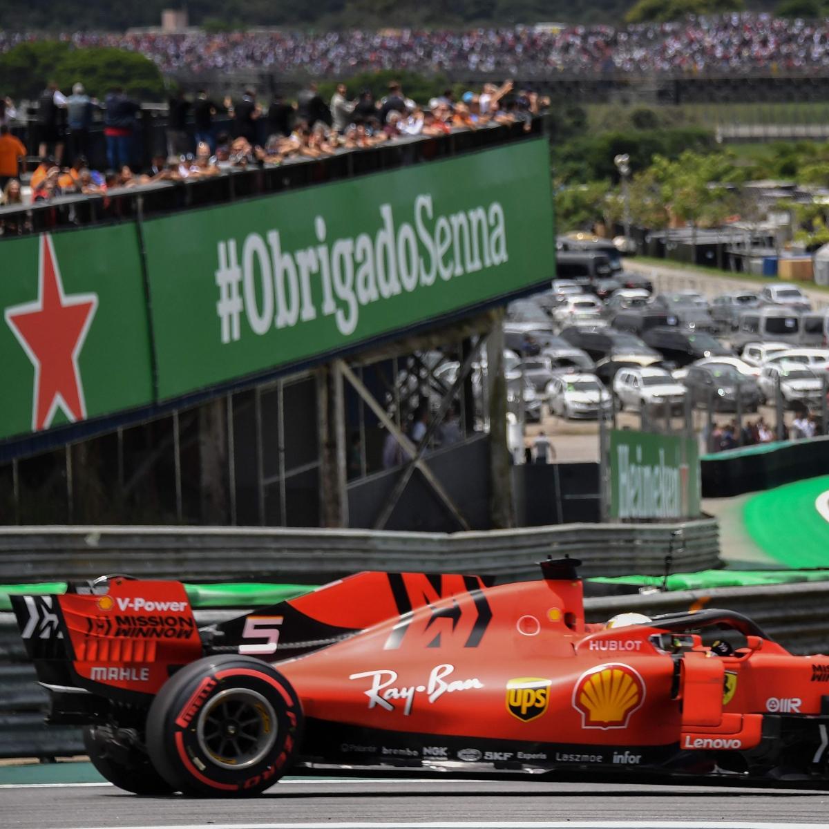 Relaxed Hamilton on top, Sebastian Vettel 100th race for team