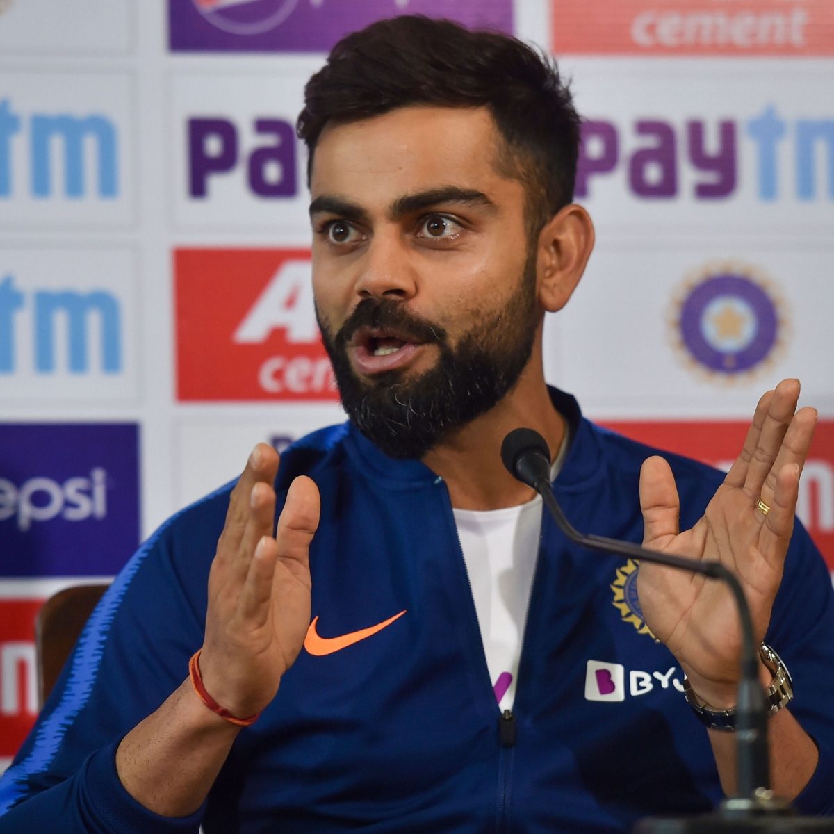 Dear Virat Kohli, being a GOAT is not a free pass to be rude to journalists without rhyme or reason