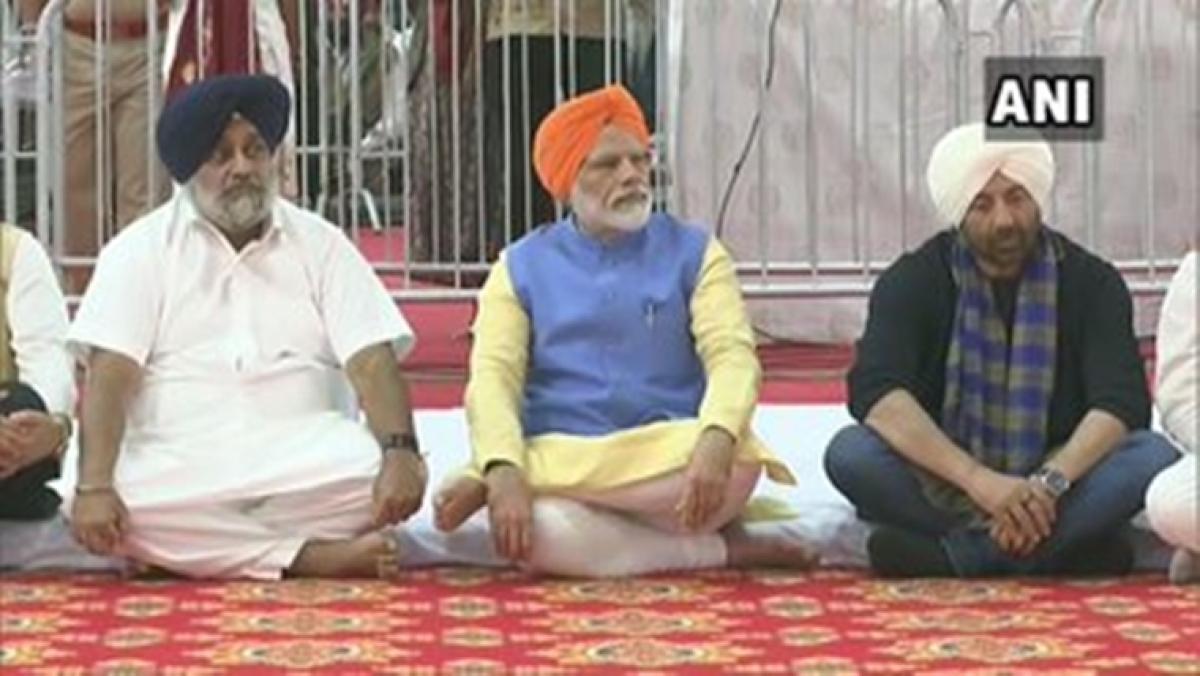 Even as SC gives Ayodhya verdict, PM to inaugurate passenger terminal at Kartarpur Corridor