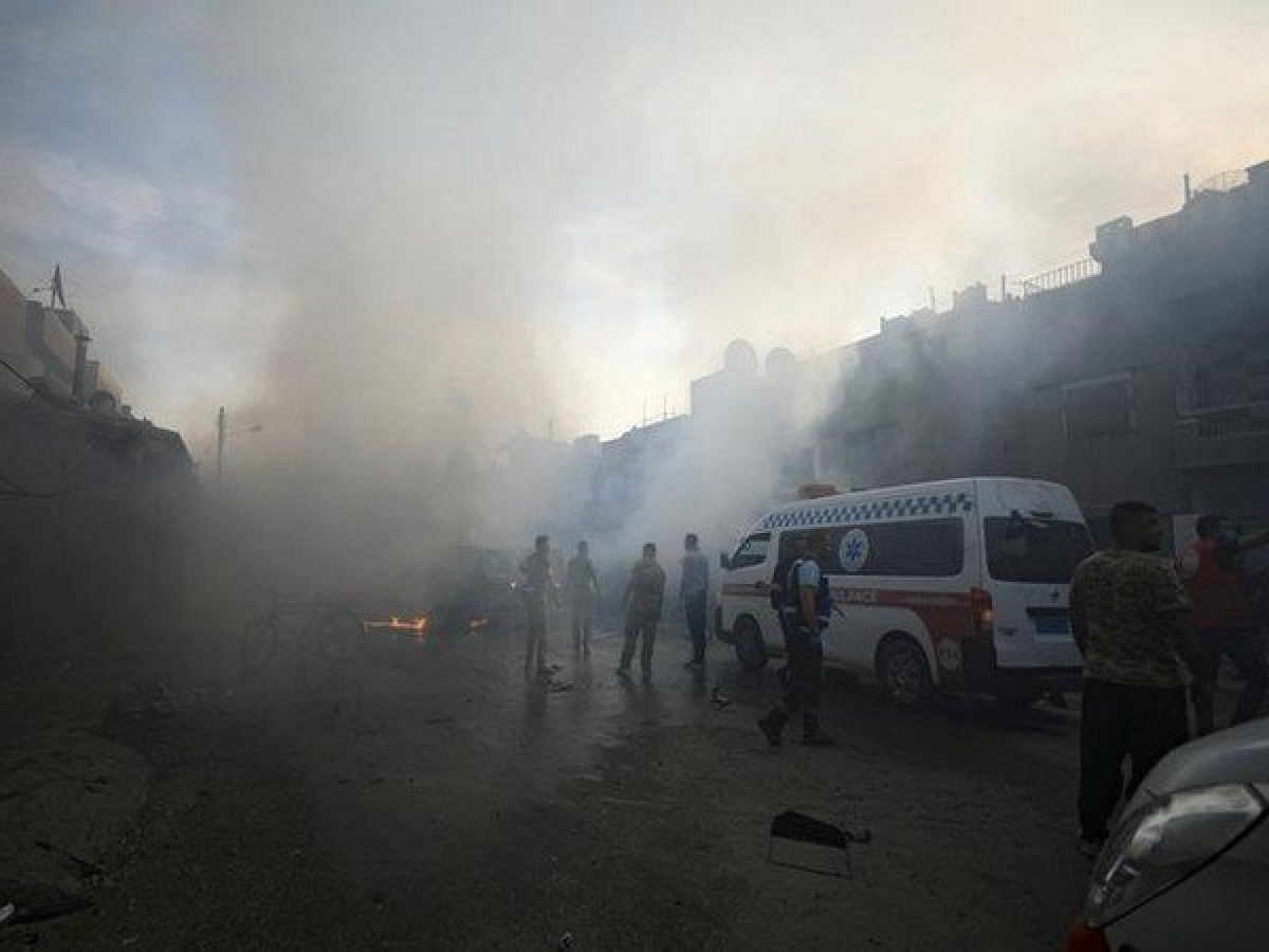 Seven people killed, many injured in car bomb explosion in Kabul