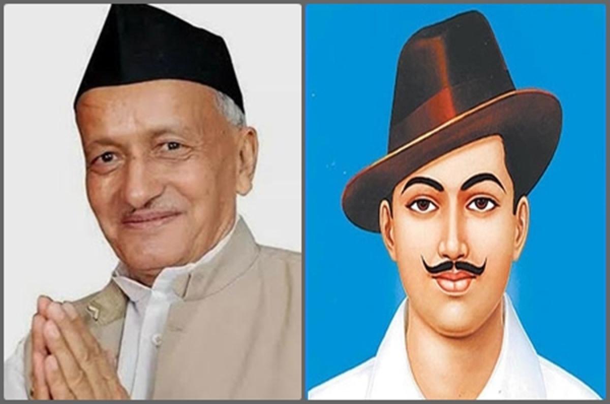 'One Bhagat Singh hanged for freedom, another one hanged democracy': Sena slams Maha Governor Koshyari