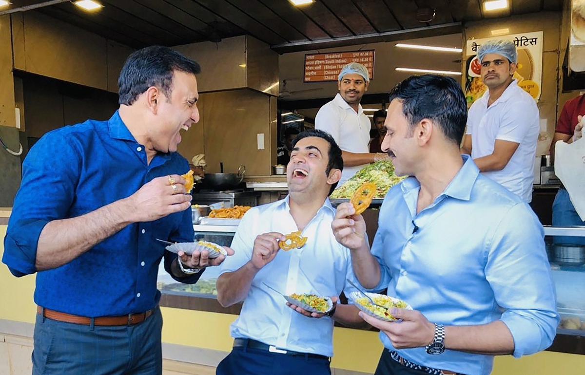Next Gambhir will say Dhoni made him eat jalebis: Twitter mocks BJP MP for blaming former teammate