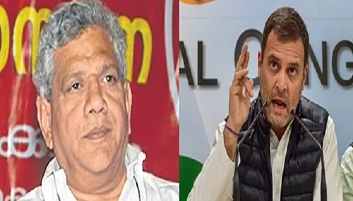 Mumbai court rejects pleas by Rahul, Yechury seeking dismissal of defamation case