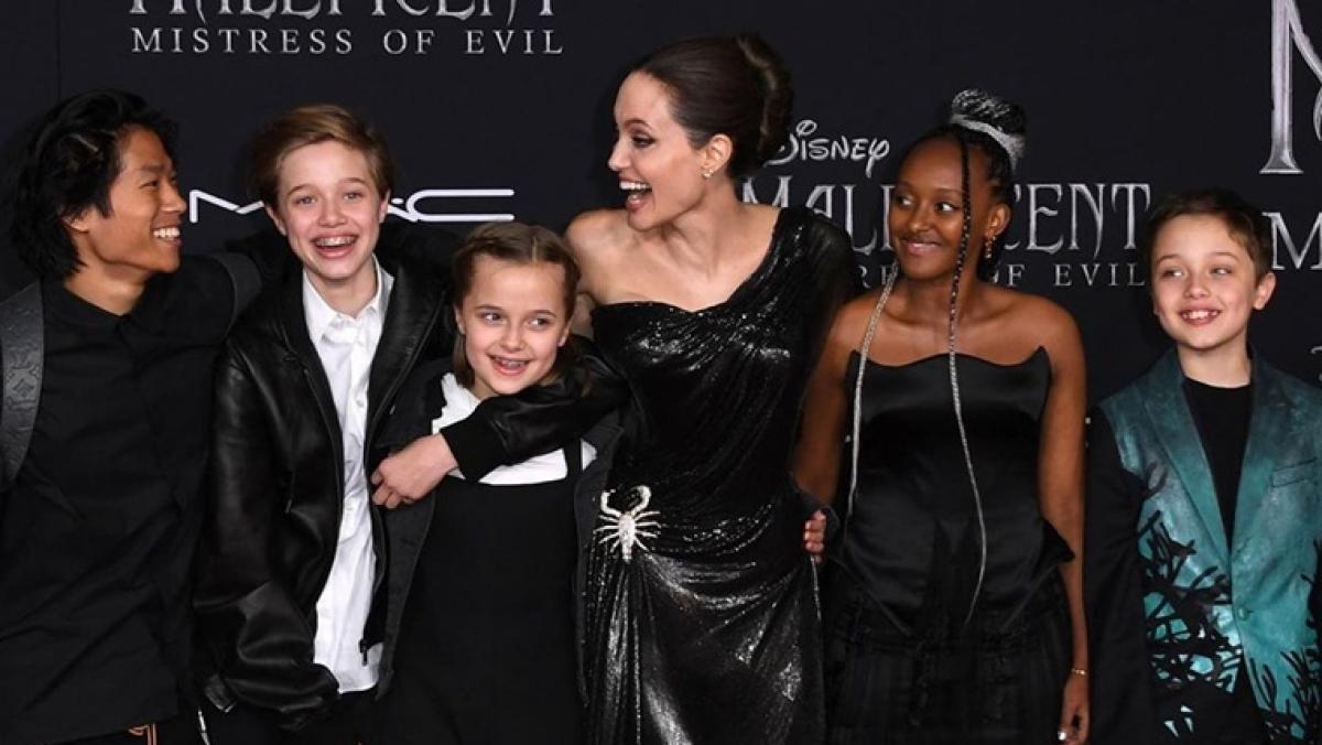 Angelina Jolie feels Brad Pitt turned her and kids' lives 'upside down'