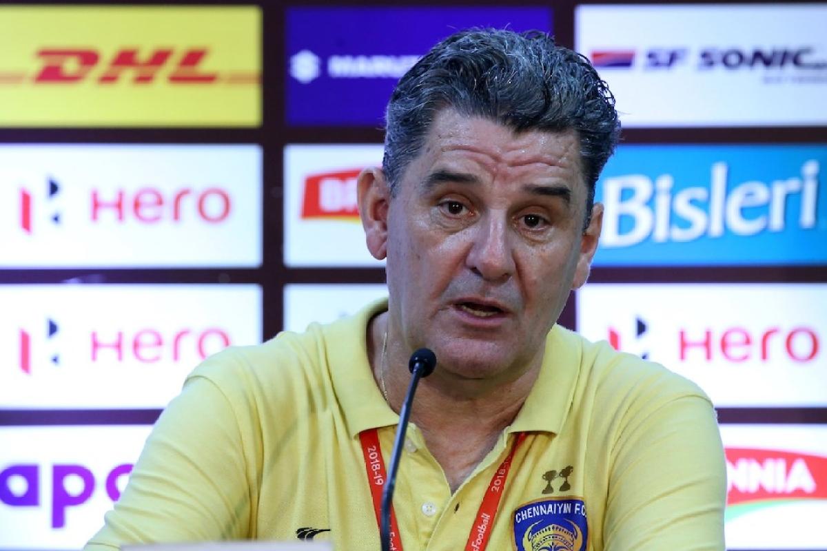 Indian Super League: Chennaiyin FC part ways with coach John Gregory
