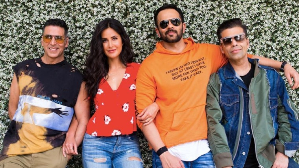 Fact Check: Karan Johar not dropped as co-producer of 'Sooryavanshi'