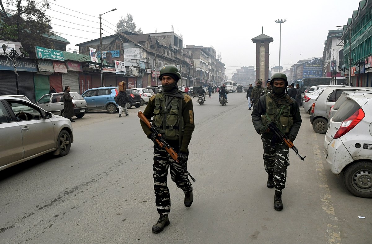 Restrictions were imposed to prevent threats from 3 terror groups: J&K administration to SC