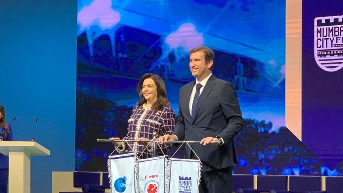 Hope to see India playing WC in my lifetime: Nita Ambani