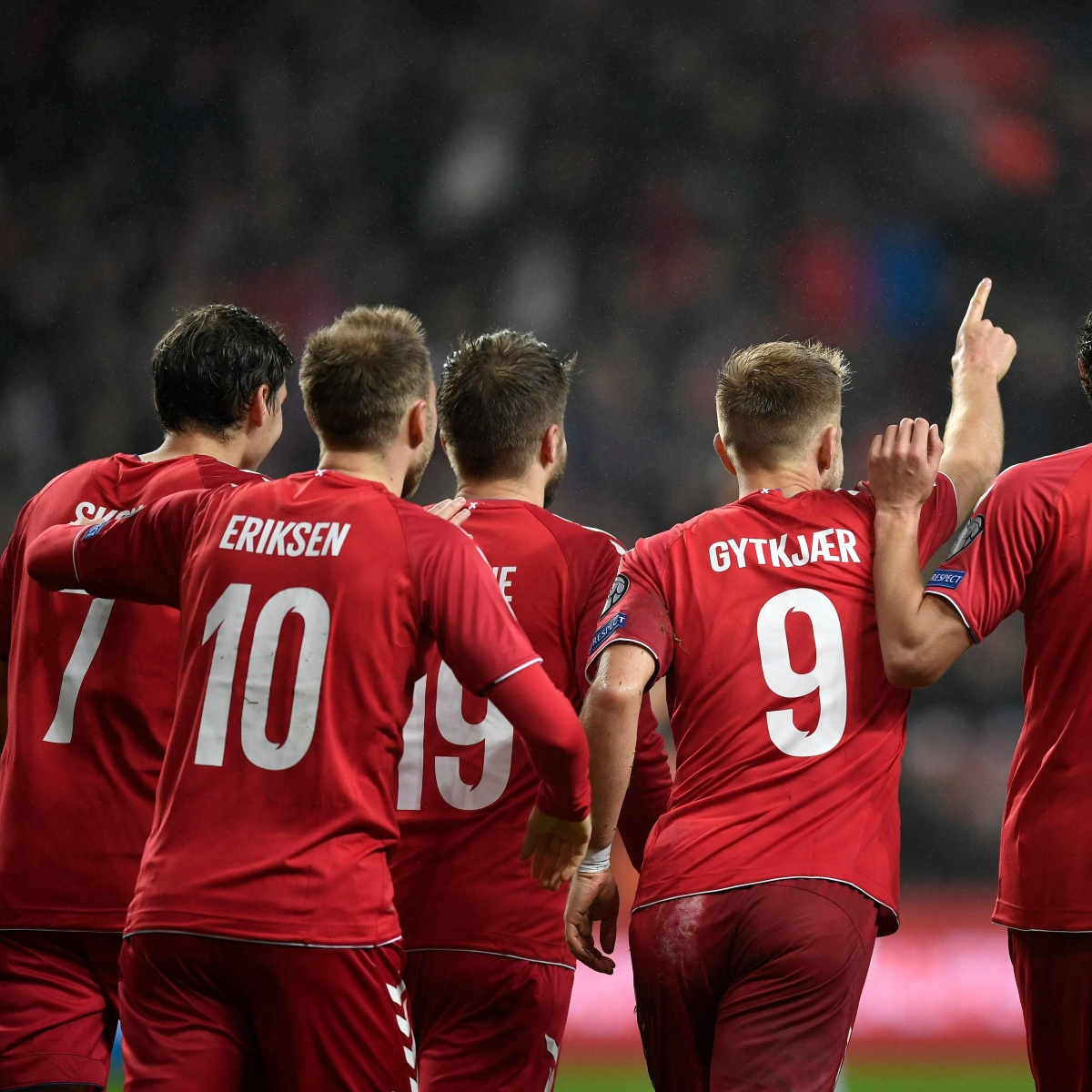 Denmark a point away from qualifying for UEFA Euro 2020