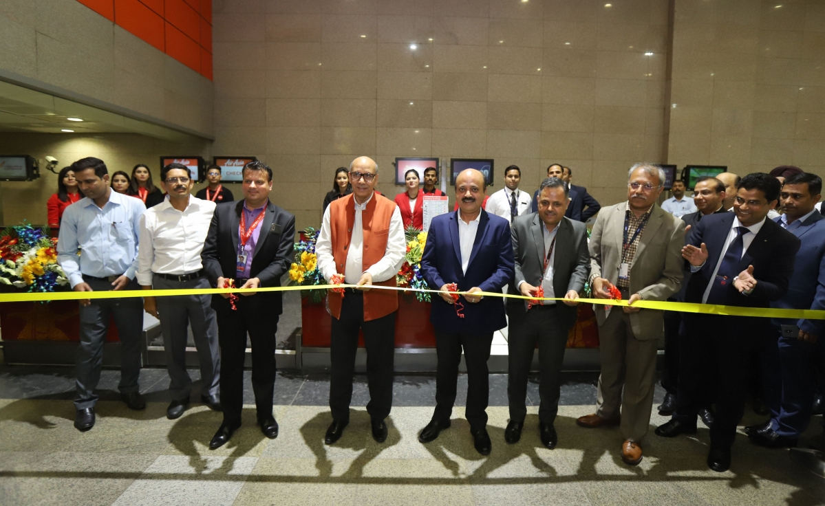 SpiceJet, AirAsia India and GoAir passengers can now check-in 12 hours prior to their flight at Delhi Metro station