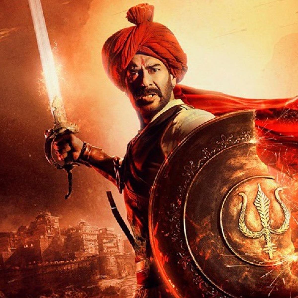 'Tanhaji: The Unsung Warrior' tax free, announces government