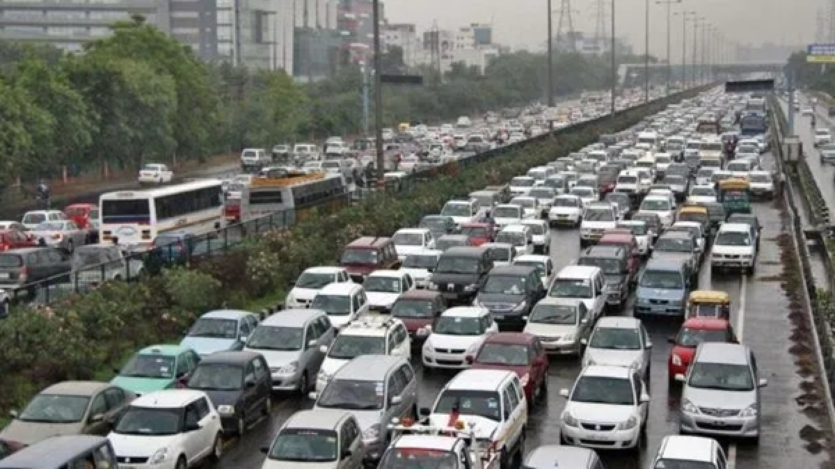 Abduction bid of man goes wrong as assailants get stuck in heavy traffic