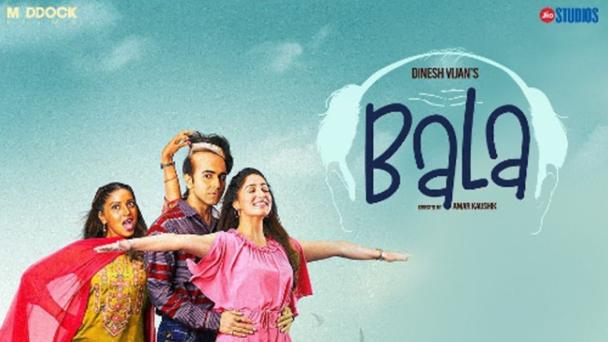 'Bala' Box Office Collection Day 2: Ayushmann starrer crosses 25 Cr mark