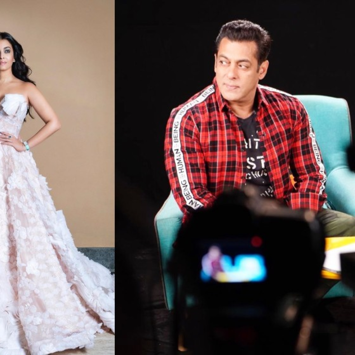 Bigg Boss 13: Salman Khan stunned after 'Aishwarya Rai Bachchan' enters his show