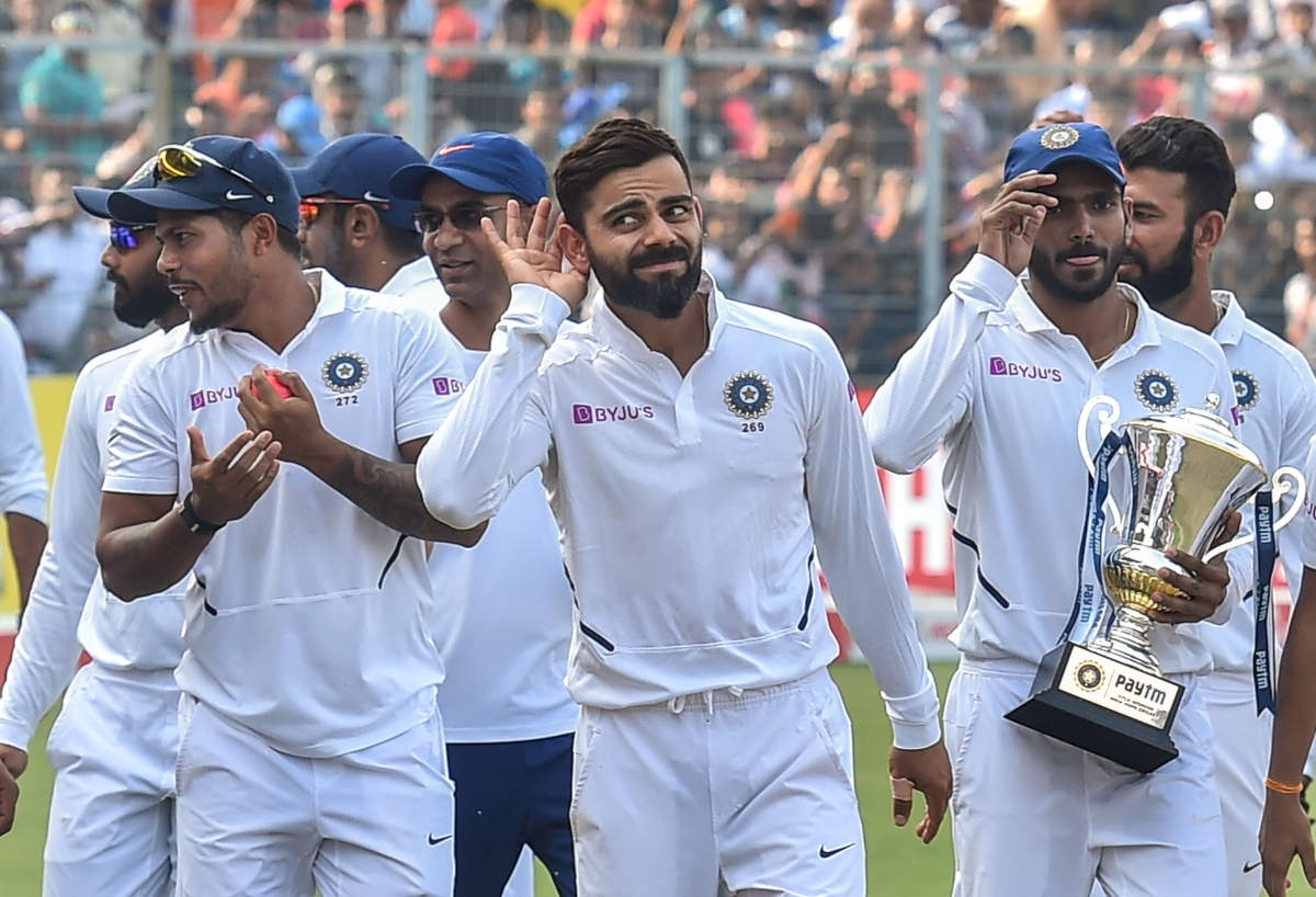 'In seven games don't compare us to 80s West Indies team': Virat Kohli
