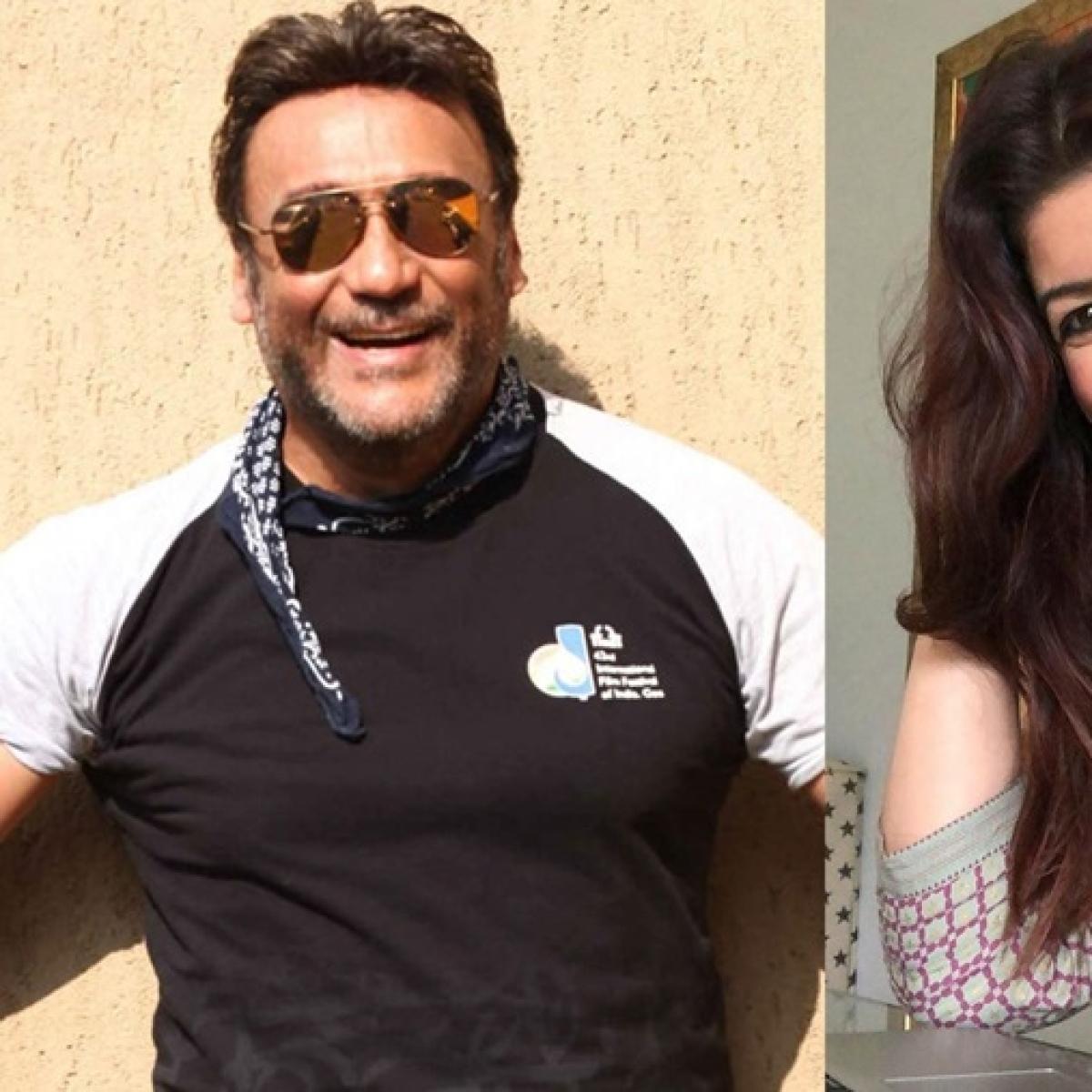 Bhidu, use this protection ke liye: When Jackie Shroff gave Twinkle Khanna some 'weed'