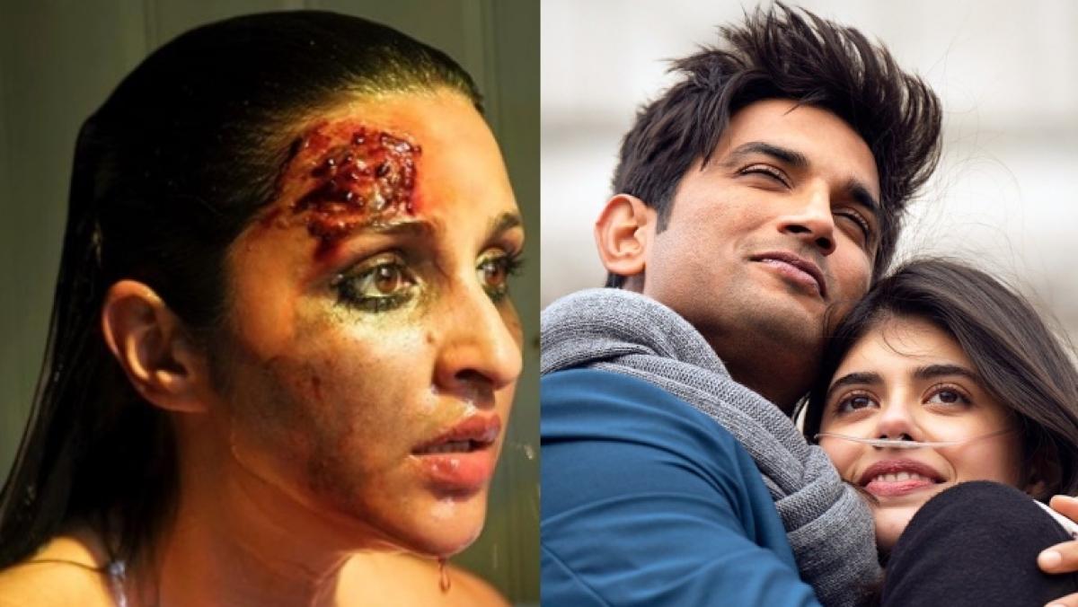 Parineeti Chopra's 'The Girl On The Train' to clash with Sushant Singh Rajput's 'Dil Bechara'