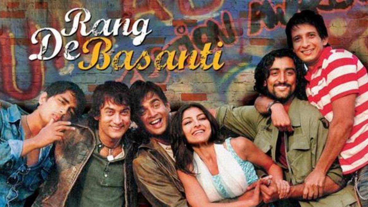 Aamir Khan's 'Rang De Basanti' is helping students learn Hindi in Ukraine university