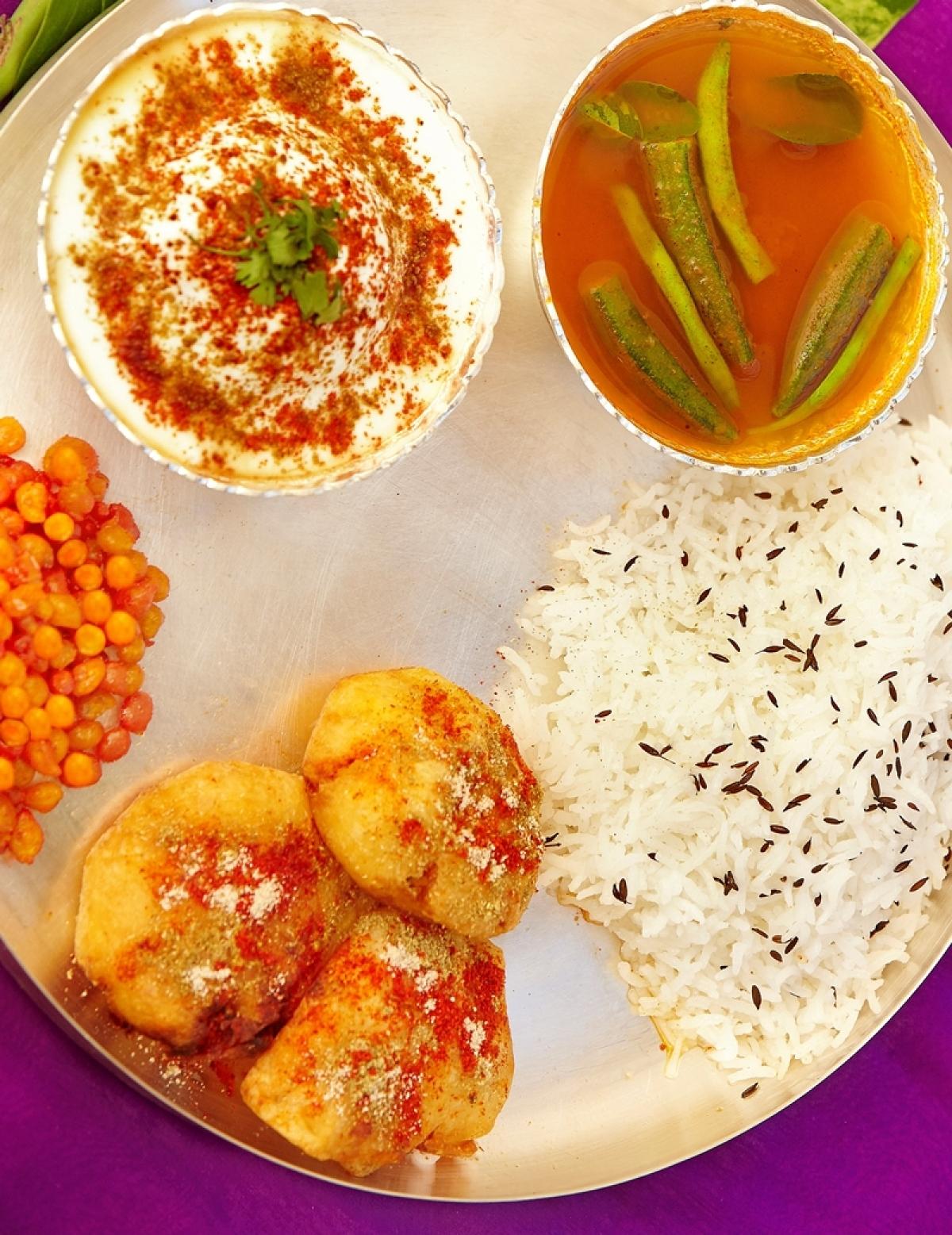 Feast like a Sindhi with Anita Raheja