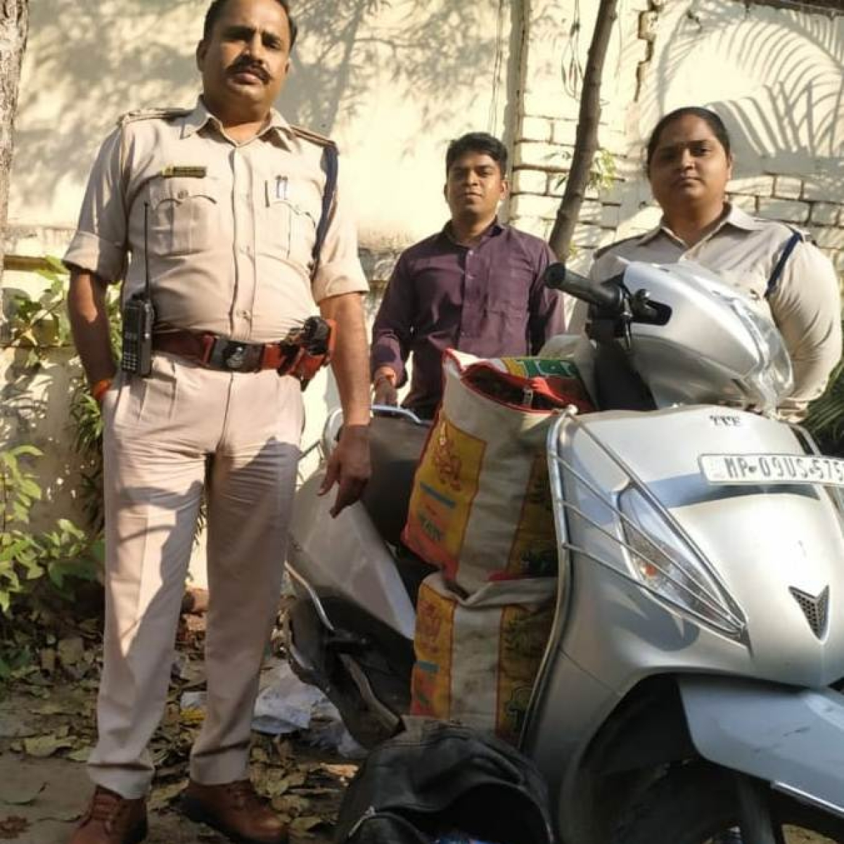 Indore: Liquor seized