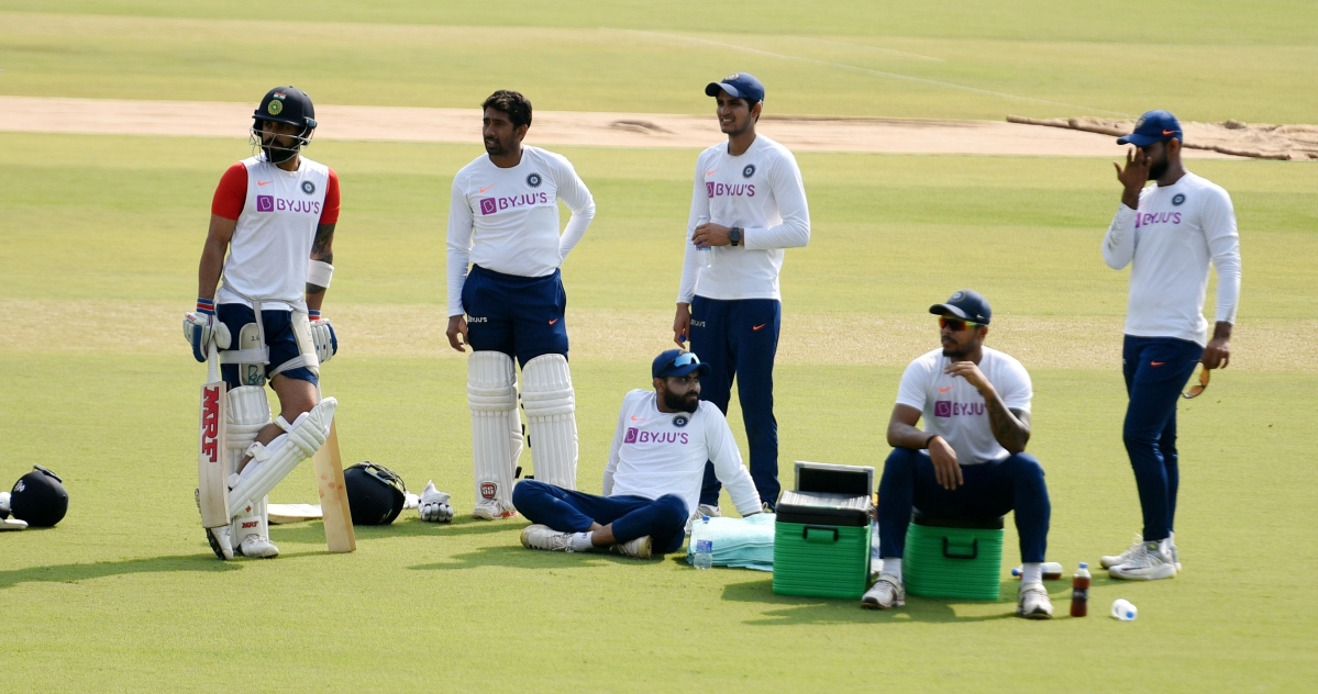 Indore: Team India looks to consolidate their position in ICC Test Championship