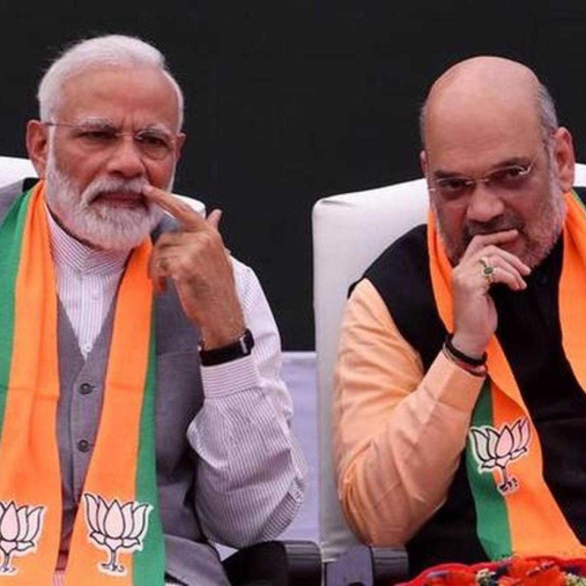 GDP growth falls to 4.5%: BJP allies worried as economic slowdown takes off Modi's shine