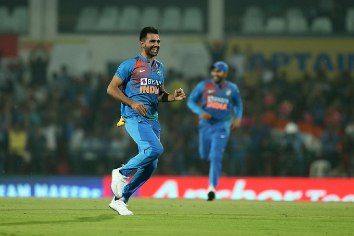 BCCI gets trolled for calling Deepak Chahar first Indian to take a hat-trick in T20Is