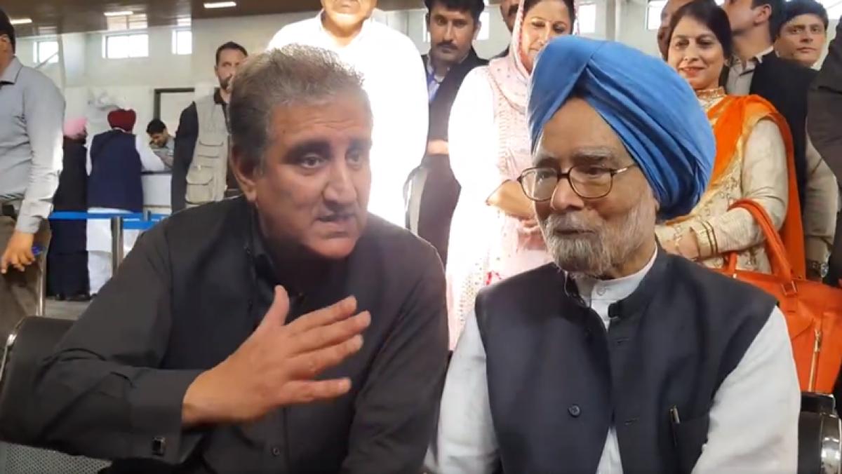 Pak FM gets nostalgic about the time Manmohan Singh served him tea