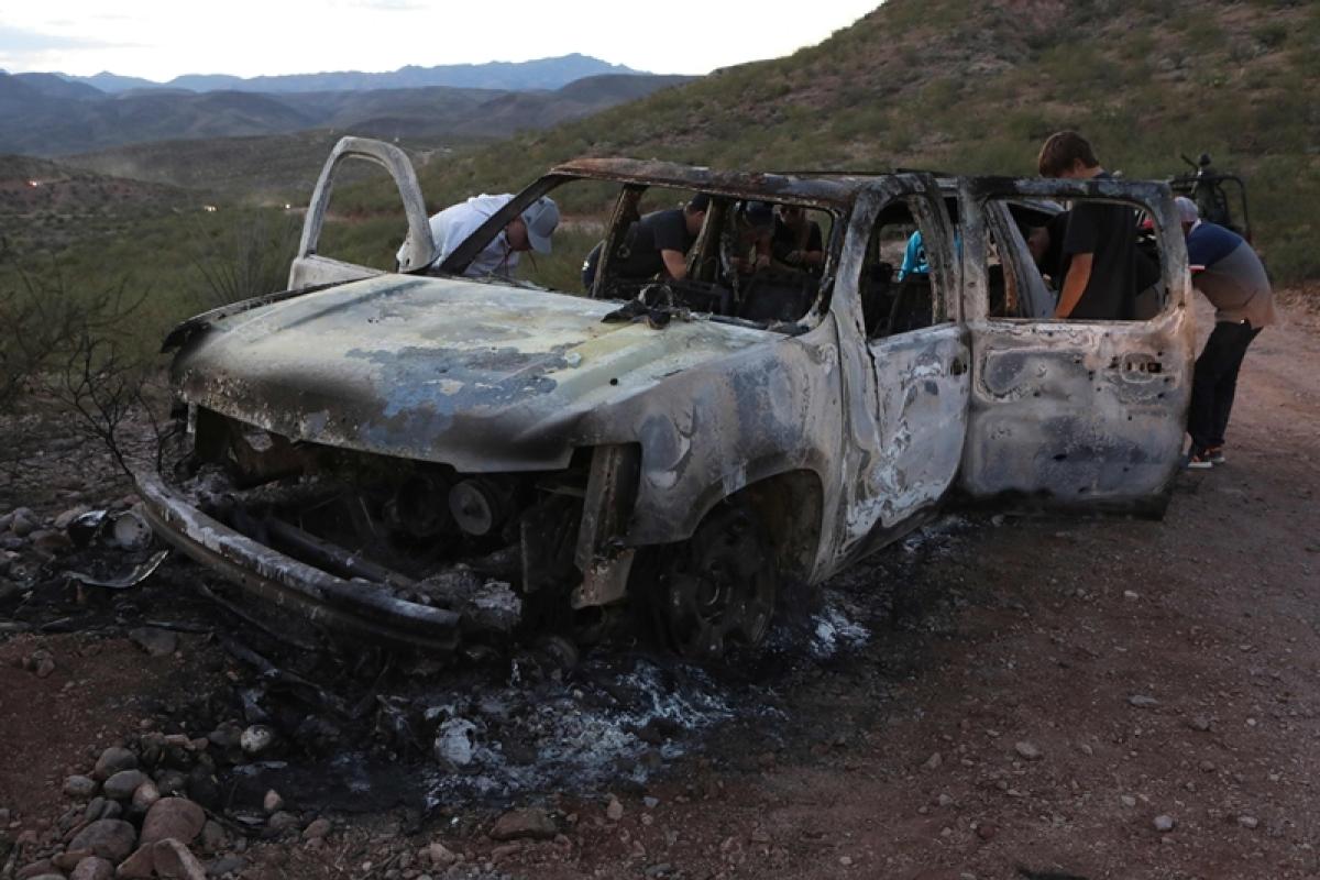 6 US Mormon children killed in Mexico attack