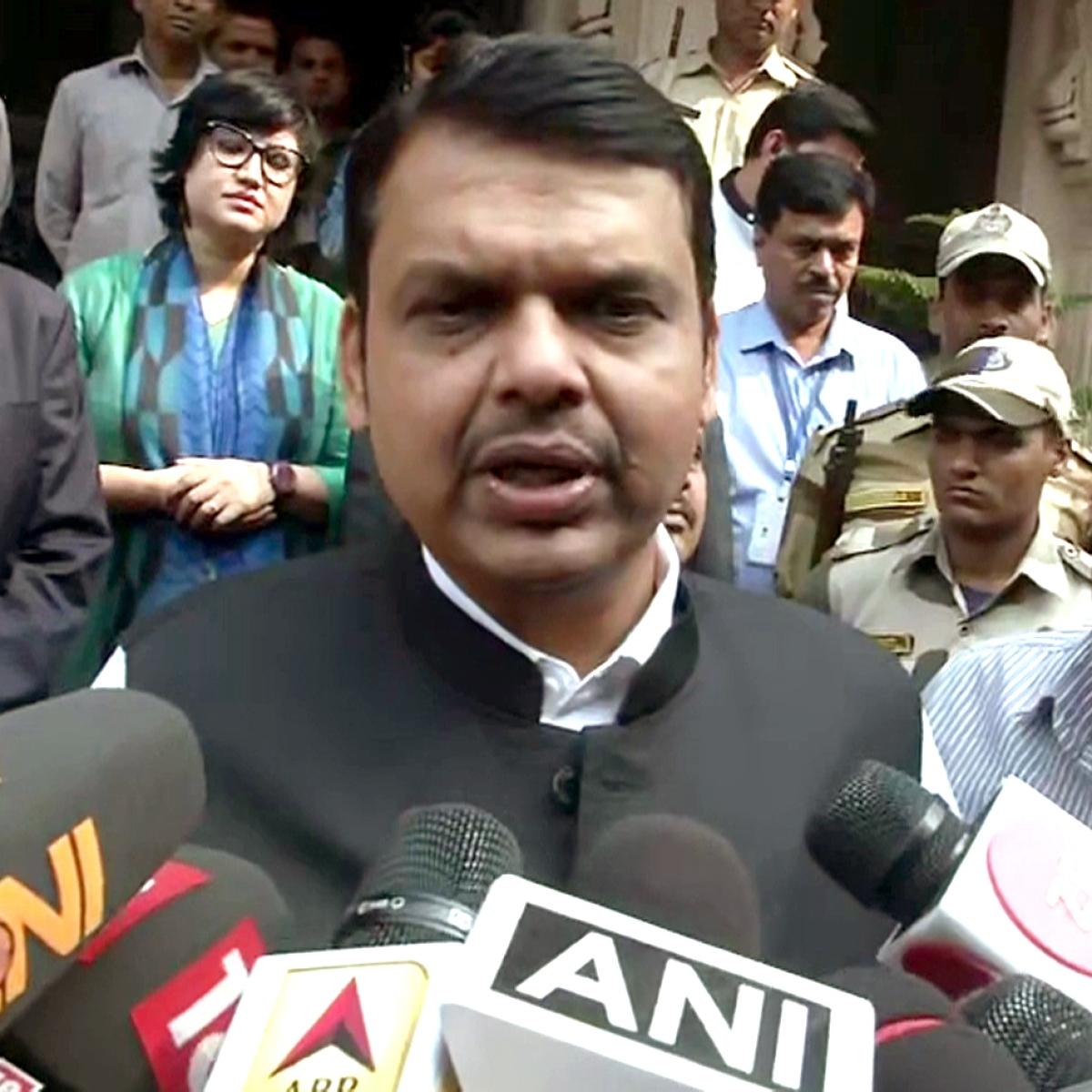 'No if, no but': BJP will form Maha govt, Fadnavis will be CM, says saffron party